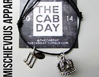Jewelry - The Cab Day 2014 Merch