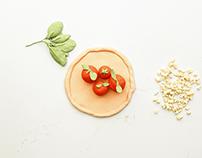 Pizza ai 4 colori - stop motion workshop
