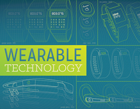 Wearable Tech - Conference Signage