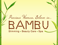 Bambu Spa Website