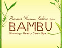 Bambu Spa Website