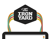 The Iron Yard - Kids Academy Rack Card