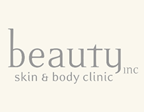 Beauty Inc Website