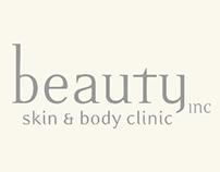 Beauty Inc Website