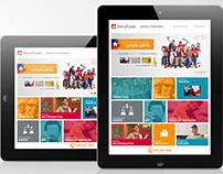 Banco Estado - Tablet App