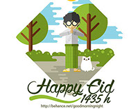Happy Eid 1435H
