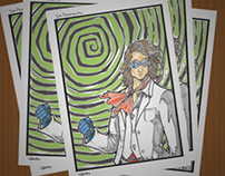 Dr. Phantazein by Joshua Kop