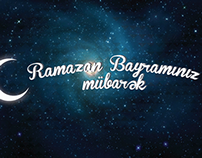 Graphic video for GRANDEZZA about Ramadan Holiday