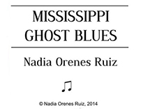 Mississippi Ghost Blues - novel, fantasy (Spanish)