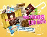 Website Alfajores Guaymallen