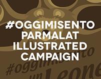 PARMALAT #oggimisento UHT Milk Campaign