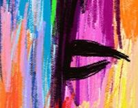 Painting on ipad