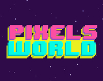 Pixels World | Poster