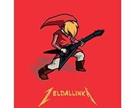 Zelda Link & Metallica: Zeldallinka