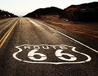 Photography: The Route 66 & U.S.A.