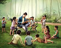 AGENCY - Lowe Lintas Delhi CLINT- Hindustan Times