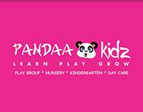Logo for Pandaa Kidz