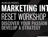Reset Workshop & Internal Promo - Relentless