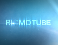 BioMDtube - Logo Animation ID