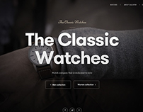 Calister watches