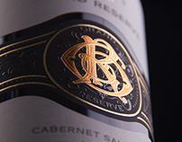 Red Vintage Wine Cabernet Sauvignon 2011 Grand Reserve