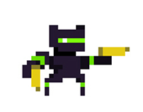 pixel droids