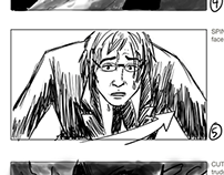 Maybe Tomorrow Storyboards