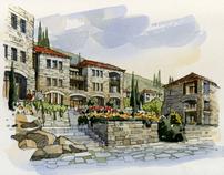 Lustica Resort Development
