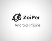 Zoiper's Android Version, Complete Overhaul
