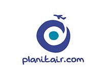 PLANITAIR.COM Website Design