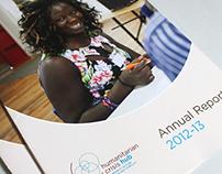Humanitarian Crisis Hub Annual Report