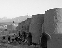 Furnaces, Men, and Stone in Mazar-e-Sharif, Afghanistan