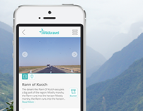 Wikitravel UX Redesign Concept