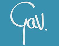 Gav Design Logo