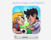 Football Maniacs - iTunes Store description (Esp, Eng)