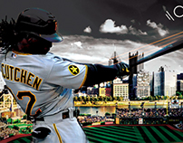 Andrew McCutchen Cover Photo Contest