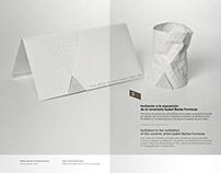 BARBAFORMOSA LARODA  /  Invitation card