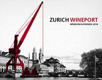 Zurich Wineport – Mémoire & Friends 2014