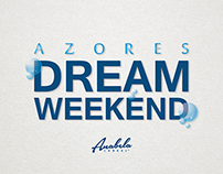 Azores Dream weekend logo