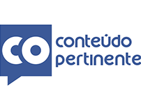 Logomarca desenvolvida website - Conteúdo Pertinente
