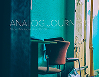 Analog Journeys IV (nikon FM+ Ektar100)