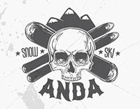 ANDA • SNOW SKI • MDQ