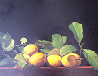 Stil life: Lemon friends finished!