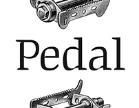 Pedal Typeface