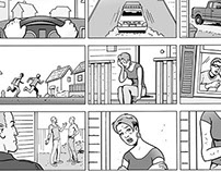 Storyboards SNHU.edu Criminal Justice course