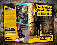 Fearless Crimestoppers - Education Literature