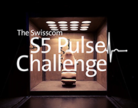 THE SWISSCOM S5 PULSE CHALLENGE