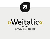 Weitalic™