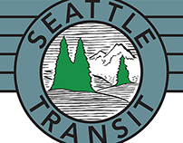 Seattle Transit Vehicle Badge