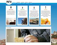 Webdesign - PATH Porto Experience